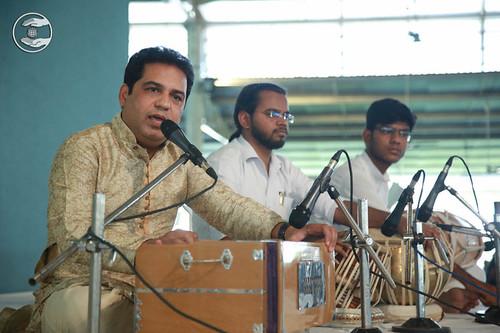 Devotional song by Surinder Sehaj from Mayur Vihar, Delhi