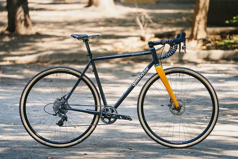 nb's *GEEKHOUSE BIKES* team mudville complete bike