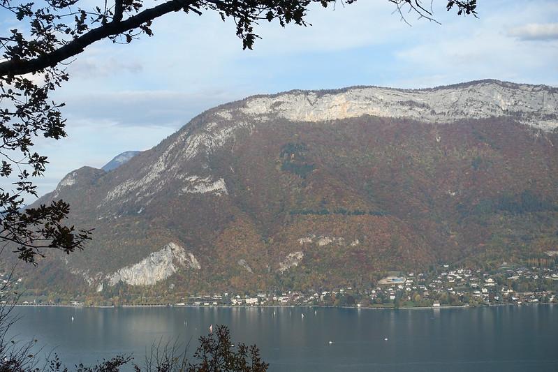 Mont Veyrier @ Viewpoint @ Croix de Chuguet @ Hike to Crêt du Maure @ Semnoz @ Annecy