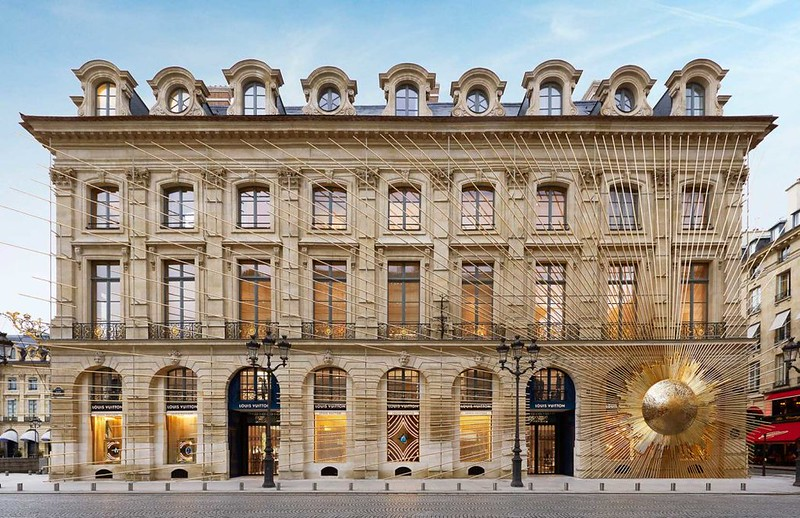 Louis Vuitton Place Vendôme