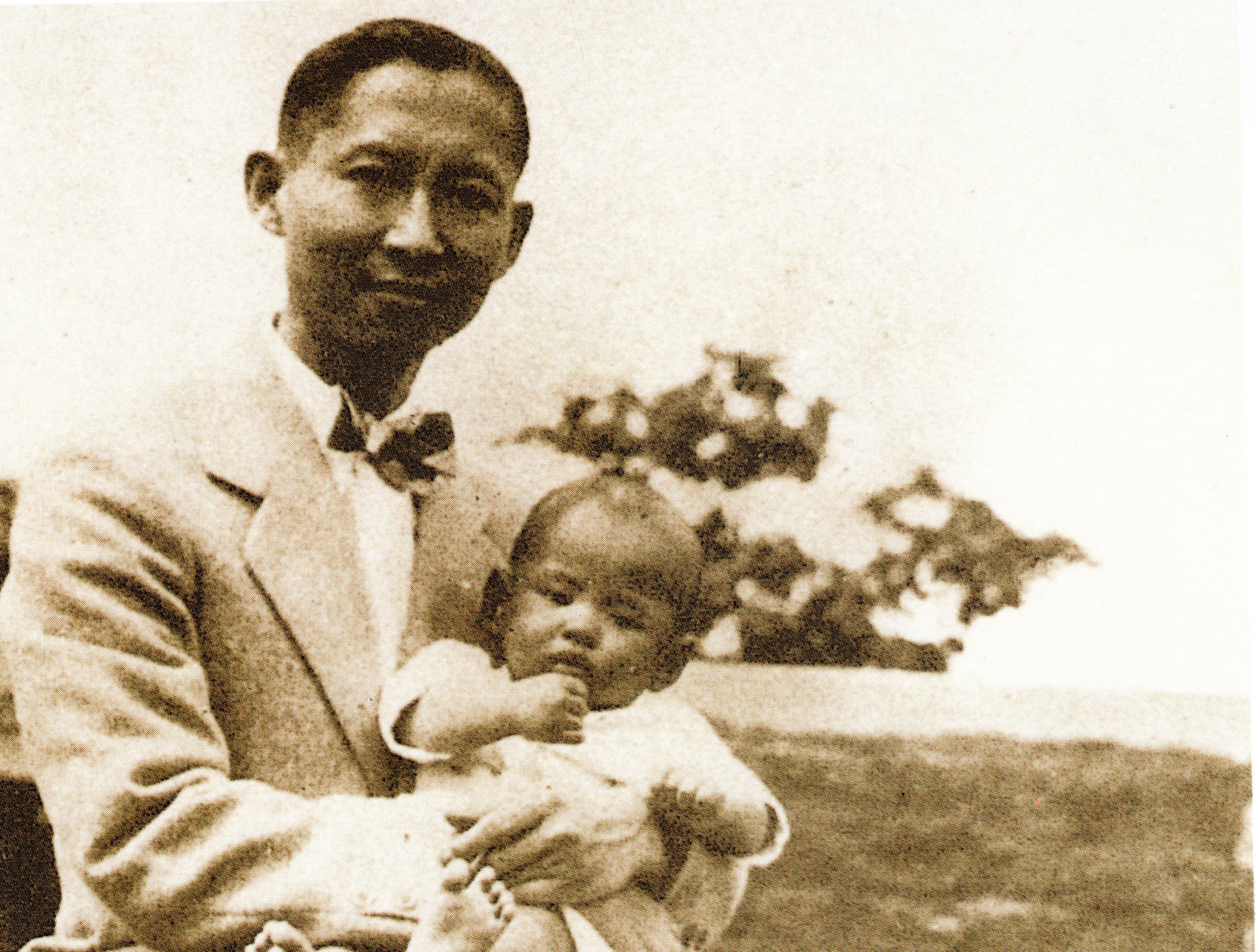 Prince Mahidol and Prince Bhumbol