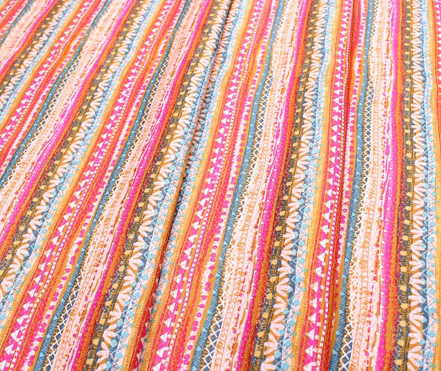 Art Gallery Fabrics Indie Folk Trinket Blush