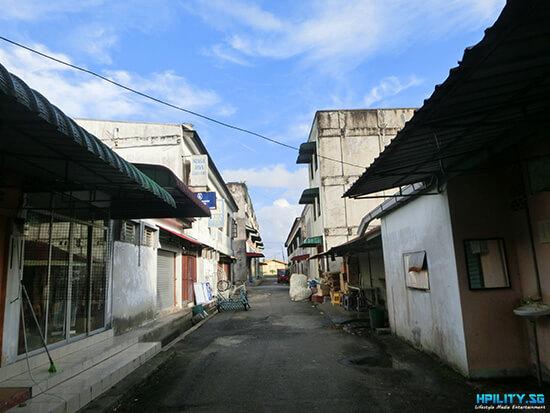 Kelantan Malaysia Street