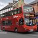 Transdev Harrogate Bus Company BF62UXZ.