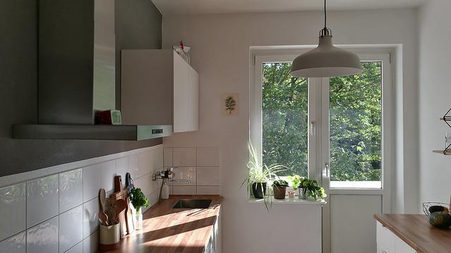 Unsere Neue Ikea-Küche, Teil 2 –   Und So Sieht Sie Aus