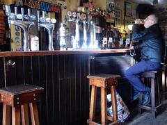 Bar Fringe Drinker