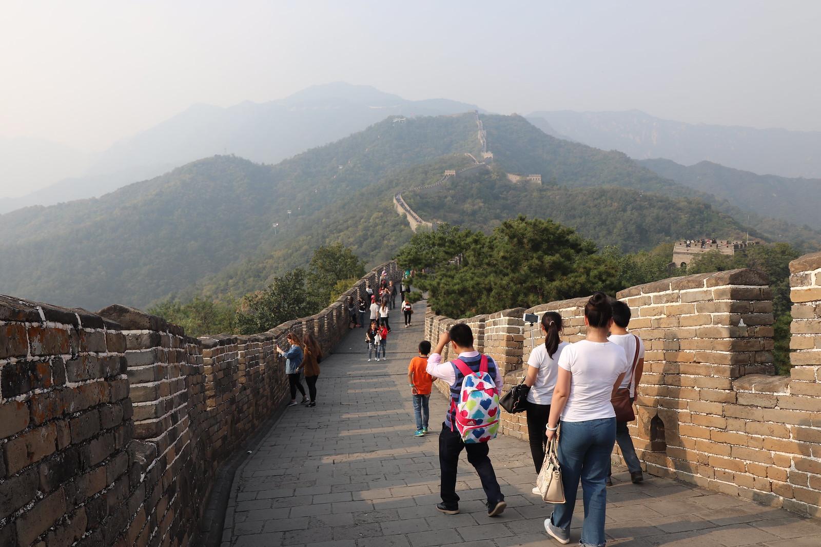 Peking | Kiinan muuri