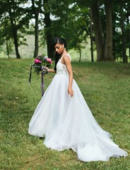 Tendance Robe du mariée 2017/2018 – Custom made Pantora Bridal wedding dress…