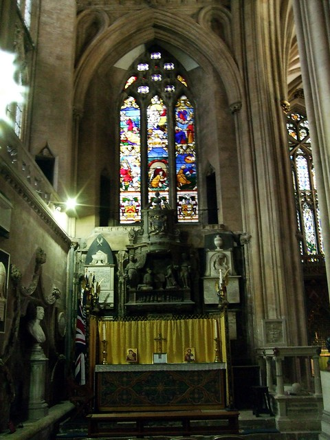 The Seafarers' Chapel - Bristol Cathedral.