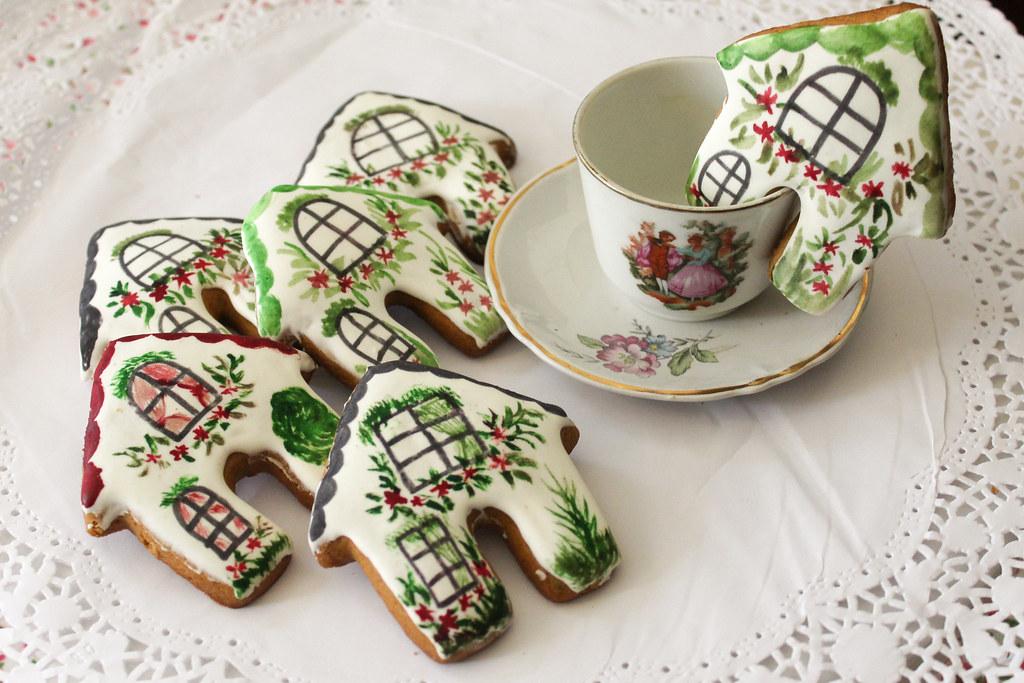 Galletas para té y café