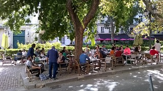 Latitude cafe, Montpellier