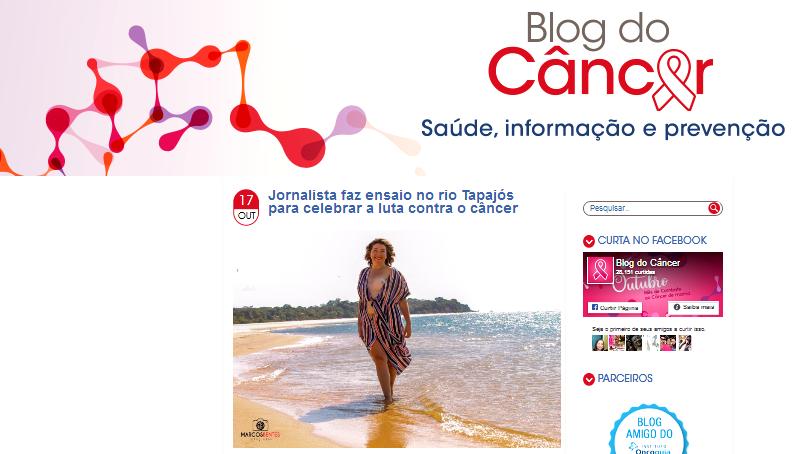 Ensaio fotográfico de jornalista que venceu o câncer repercute em Belém, Ensaio fotográfico - repercussão