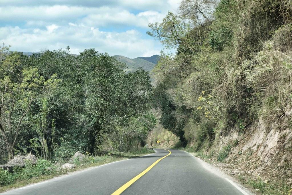 Salta Sud - Route Verte