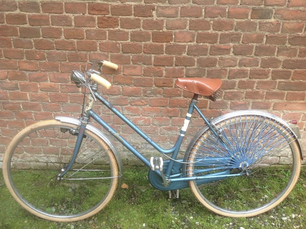 Bicicletta d'epoca Sport da donna B.Giuntelli - anni '50 - foto inviata da Alberto Negro