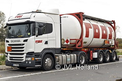 Scania R450  PL  ROOS 171019-046-C2 ©JVL.Holland