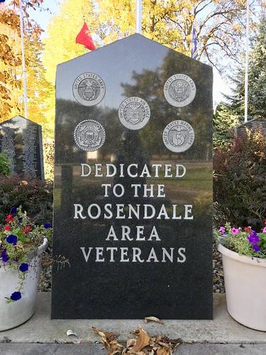 10-20-2017 Ride Veterans Memorial - Rosendale,WI