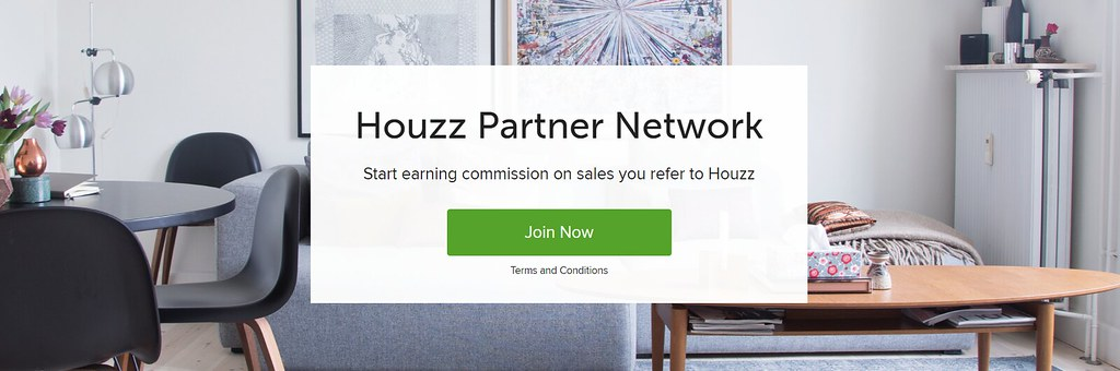 Introducing the Houzz Affiliate Program