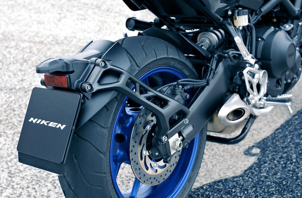 Yamaha Niken 900 2018 - 12