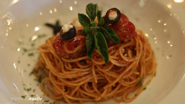 Dung's Beetle Lairs Spaghetti