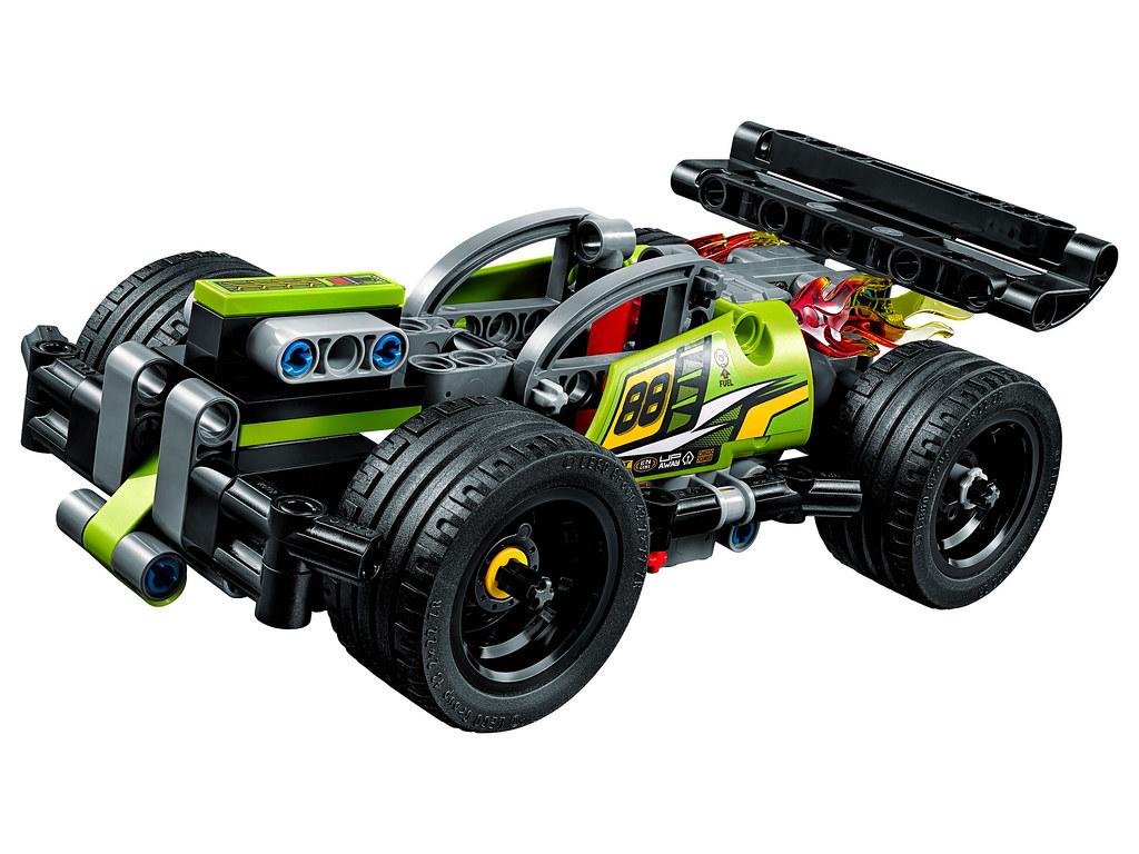 LEGO Technic 42072 - WHACK!