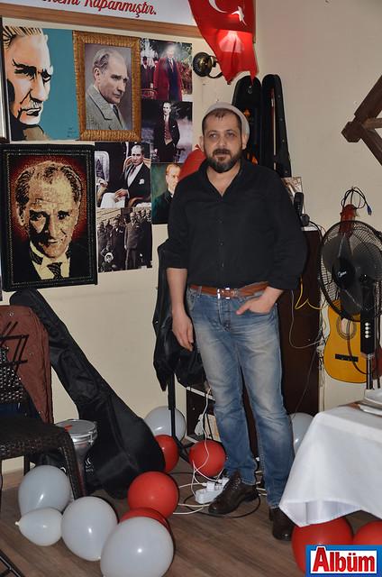 Zevk-i Sefa sahibi Erdal Taşkıran-2