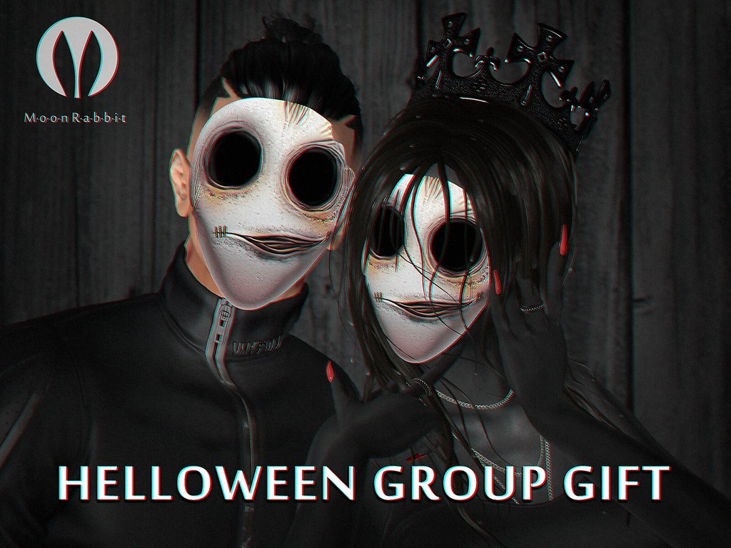 Helloween gift in ~Moon Rabbit~ Store