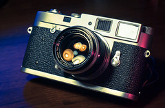Leica M2 in all its glory