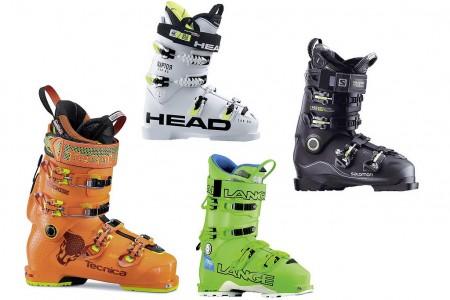 edf7adbaaf5 Jak vybrat lyžařské boty aneb vše