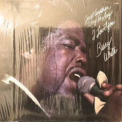 BARRY WHITE:JUST ANOTHER WAY TO SAY I LOVE YOU(JACKET A)