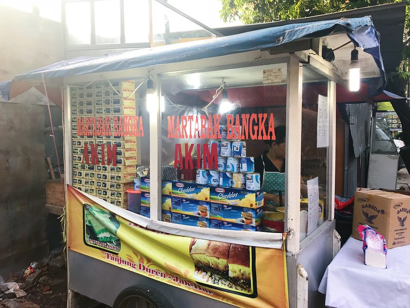 Martabak Bangka Akim, Tanjung Duren