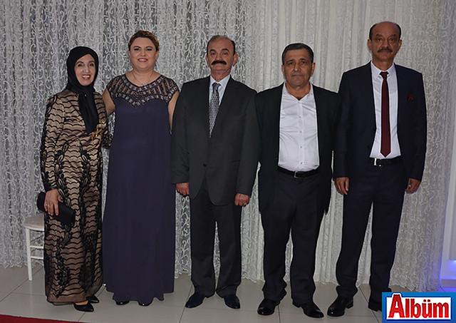 Müşerref Elçi, Şadiye Babaoğlu, Doğan Babaoğlu, Mehmet Elçi