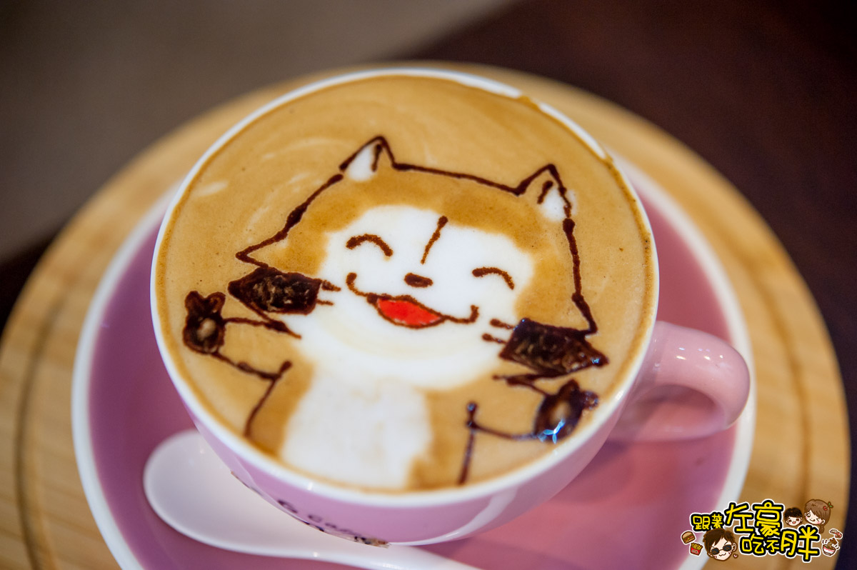 G Coffee 居藝咖啡-21