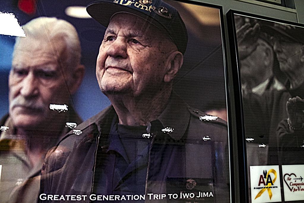 GREATEST GENERATION at JFK--Queens 2