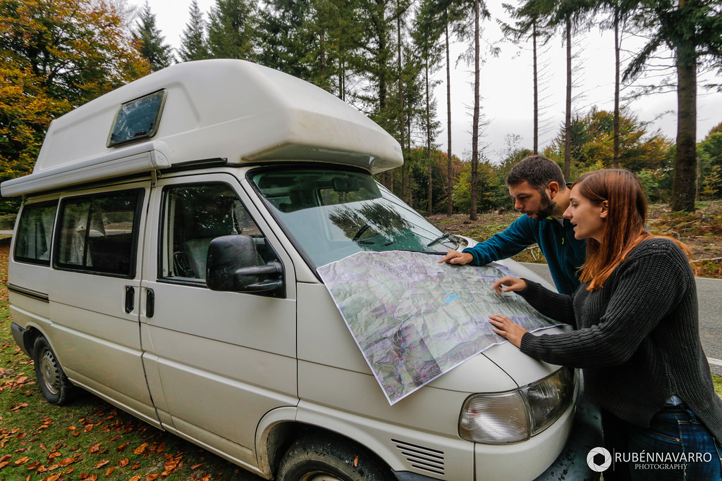 Dónde viajar en camper