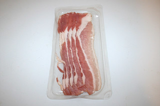 05 - Zutat Speck / Ingredient bacon