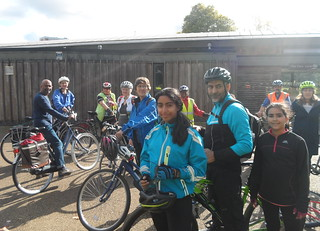 Lea Valley Ride 21