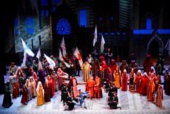 Simon Boccanegra by Giuseppe Verdi - Royal San Carlo Theatre in Naples
