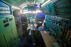 Tupolev Tu-144 Cockpit