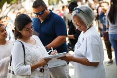 Los Angeles New Citizen Voter Registration