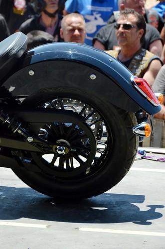 Indian Motorcycle. Faro