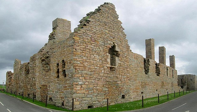 Earl's Palace , Birsay, Orkney