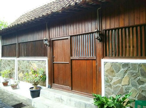 rumah di Kotagede