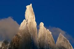 Cerro Torre in Patagonien. Foto: Heinz Zak.