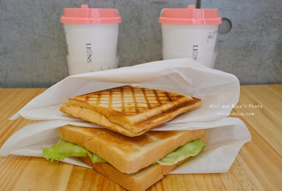 台中咖啡早午餐雷恩獅09
