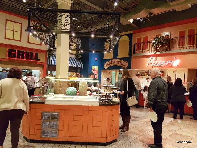 Vinnie Zucchini's Italian Buffet