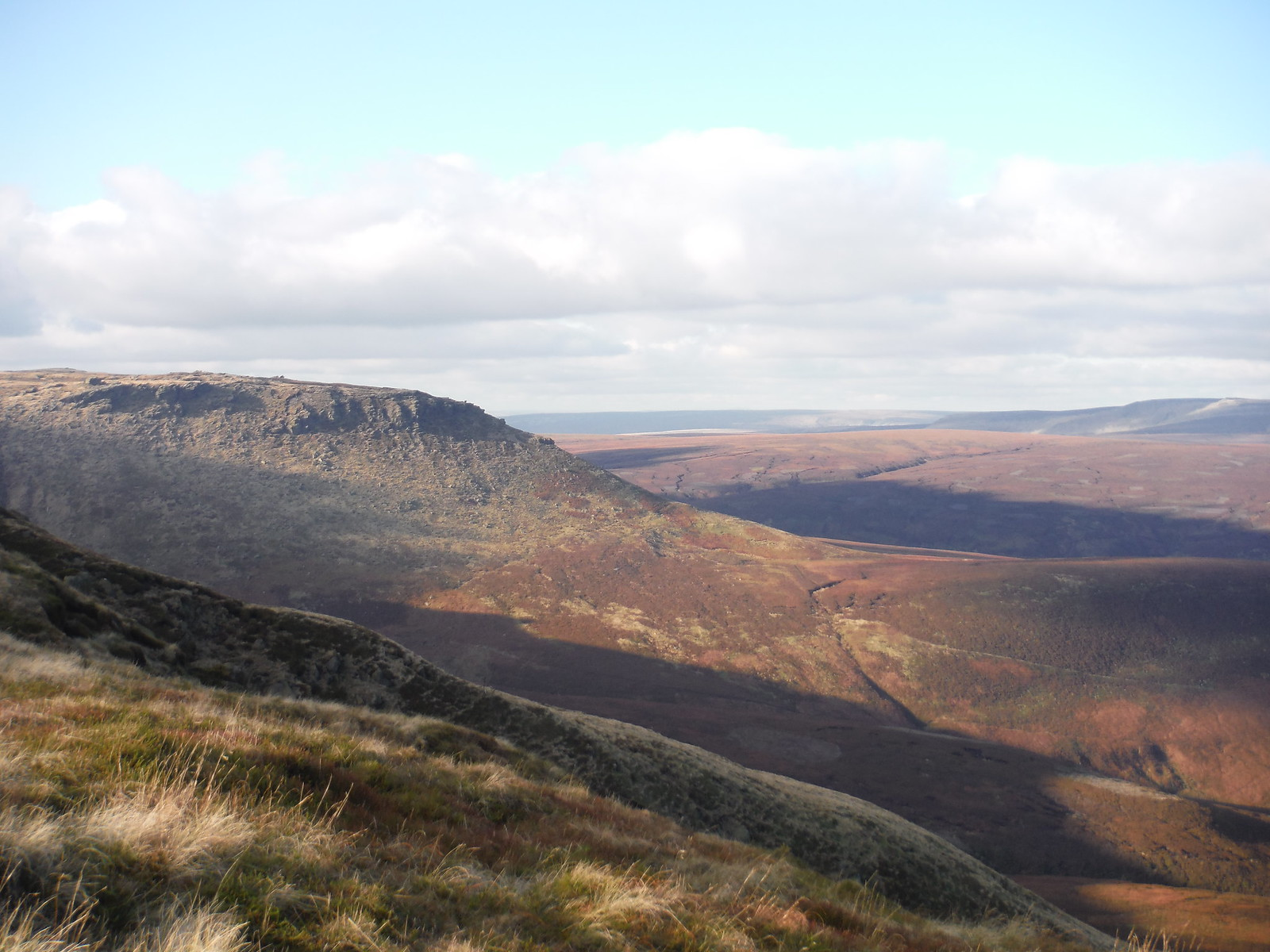 Fairbrook Naze SWC Walk 304 - Kinder Scout Circuit (from Edale)