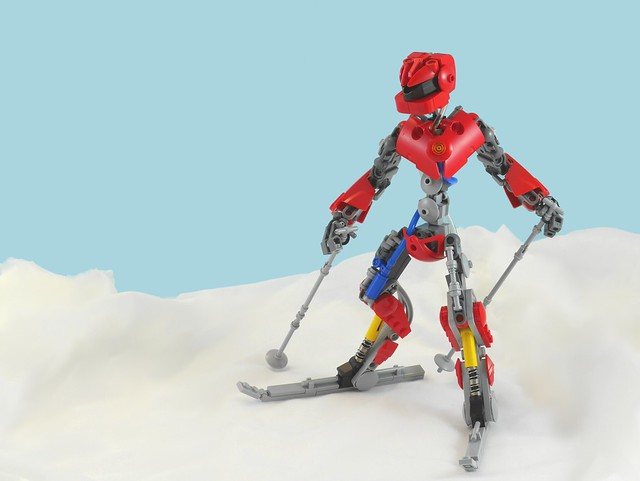 F22-X, Skier of the year 2100