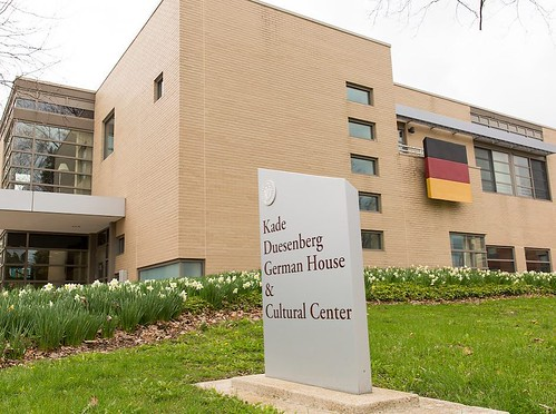 In honor of our University Chorale departing for Germany to perform for the 500th anniversary of the Reformation, we wanted to highlight another strong tie we have at University to the German culture: The Kade-Duesenberg German House and Cultural Center.