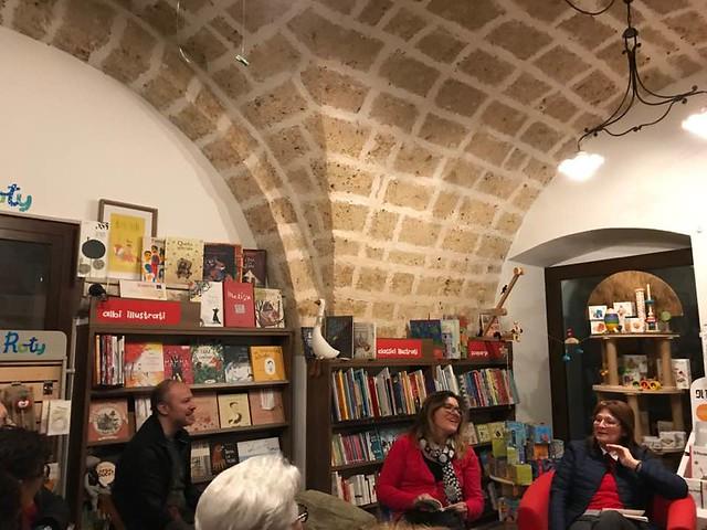 salotto letterario librellula