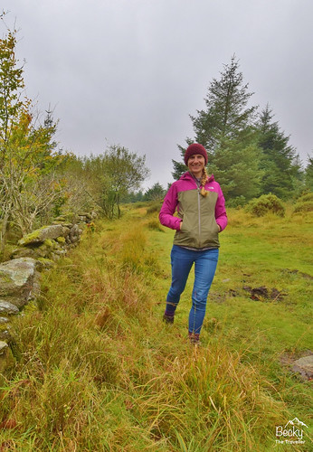 Postbridge via Bellever Tor day hike in Dartmoor National Park